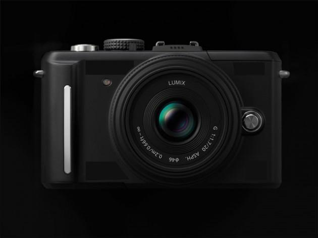 Die neue Kamera, Panasonic GF1